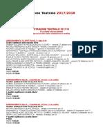 Pacchetti Abbonamento 2017-18