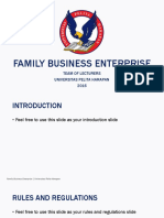 PPT 1 Understanding Family Business