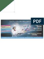 Cartella Stampa Marconi Teatro Festival