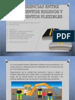 1.5 Diferencias Entre Pavimentos Flexibles y Rígidos