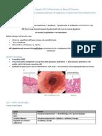 Pathology Lecture 5 - Upper GIT