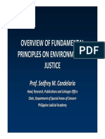 2nd Session - Overview of Fundamental Principles (Dean Candelaria)