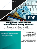 Money Transfer Agencies Philippines,Remittance Flow Philippines,Online Bill Payment Services in the Philippines-Ken Research
