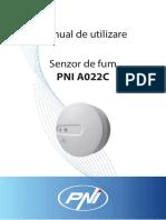 Manual Utilizare Pni a022c Ro En