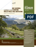2017- 07- 08 GGN Evento a Castelmonte Ore 10 Grande Guerra