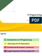 M1 C Programming