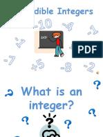 Incredible Integers4768