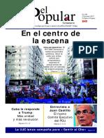 El Popular 390 Órgano de Prensa Oficial del Partido Comunista de Uruguay