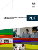 ILO Improving Employment and Working Conditions