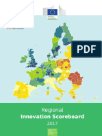 Regional Innovation Scoreboard 2017