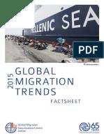 IOM - Global Migration Trends 2015