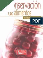 Conservación de alimentos - Norman W Desrosier.pdf