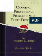 Canning Preserving Pickling and Fruit Desserts 1000176913