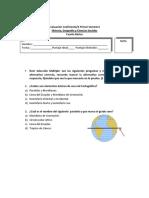 Evaluación Coeficiente Historia 2.0