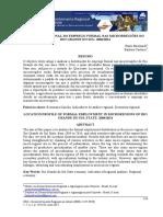 Perfil Locacional Do Emprego Formal Nas Microrregiões Do RS