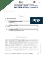 Rapport de Visite_15.10.2014