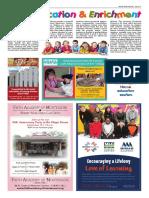 Education & Enrichment - June 2017 wew