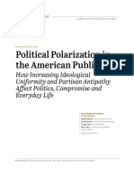 Pew Research - Political Polarization.pdf