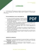 1.4 - A Entrevista - Ficha Informativa
