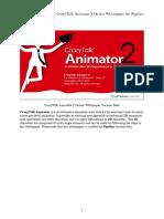 2. CrazyTalk Animator 2 Online Whitepaper for Pipeline