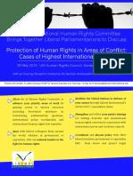 Human Rights Invite