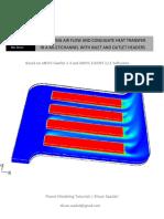Modeling Air Flow and Heat Transfer in Multichannel.pdf