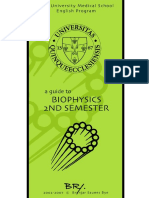 BRY's Biophysics 2nd Semester