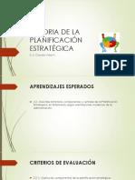 Clase 10 Historia de La Planificación Estratégica