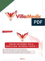 EX 2016 - Medicina Interna Parte 1 - Online