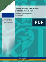 De 2016 IVIE Delimitacion Areas Rurales