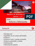 Cap01-02 Esfuerzo y Deformacion v2017-1