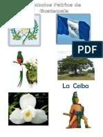 Simbolos Patrios de Los Paises Centroamericanos