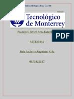 A07125949 Actividad Integradora 4 a Traves Del Tiempo