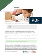 2 La Lectura y Escritura Articulos_Unidad_1 Método Matte