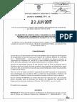 Decreto 1084 Del 22 de Junio de 2017