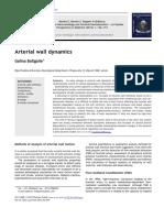 37 NS Arterial Wall Dynamics