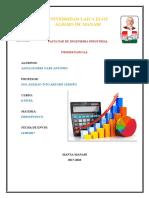 Consulta 1 de Presupuesto
