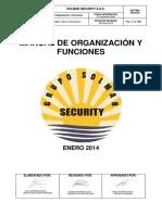 """Manual de Organizaciã""""n y Funciones v.7.-1"""