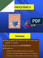 Termoquimica, Entalpia, Entropia y Energia 2017
