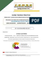 Valoracion y Abordaje Terapeutico Comunica Cerse 2017
