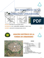 Urbanismo y Planificacion