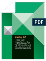 Manual de Redação MPF
