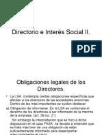 Directorio e Interes Social