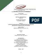 Informe Rs III - Juan Lazo