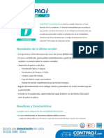 Contabilidad Electronica Contador XML Declaracion Impuesto Folleto Contpaqi