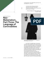 J. Simon - Neo-materialism Part 3