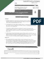 Canadian Resident Firearms Seizures