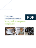 Corporate Secretarial Services