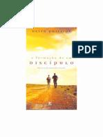 A Formação de um discipulo  - keith Phillips.pdf