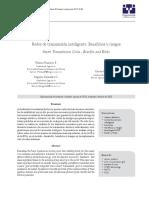 Redes de Transmisión Inteligente. Beneficios y Riesgos